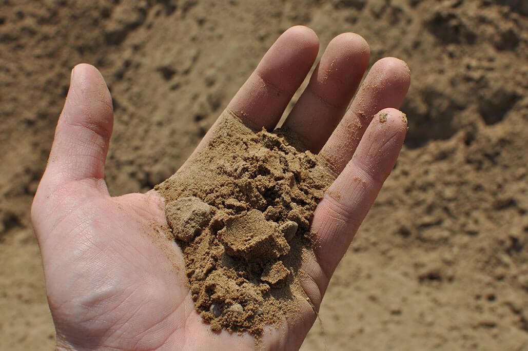 Bedding Sand Rochester NY